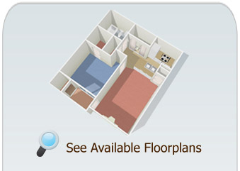 Harper Square Apartments floorplans